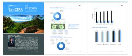 Image of Read SamCERA's Popular Annual Financial Report